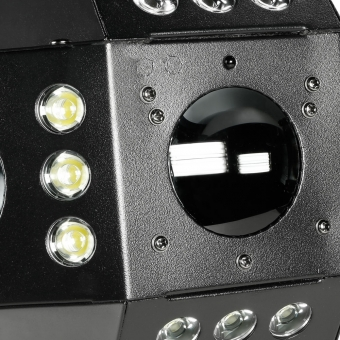 Cameo VOODOO 2-in-1 Derby and Strobe Effect Light #6