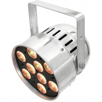 EUROLITE LED PAR-56 QCL Short sil #6