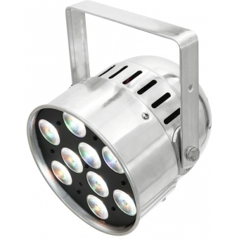 EUROLITE LED PAR-56 QCL Short sil #11