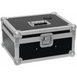 ROADINGER Flightcase 4x AKKU UP 4 QCL Spot QuickDMX