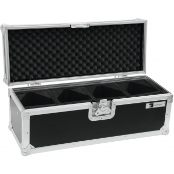 ROADINGER Flightcase 4x AKKU TL-3 TCL Trusslight #3