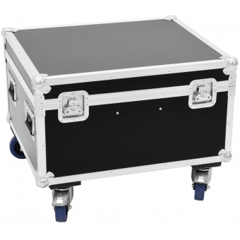 ROADINGER Flightcase 4x LED TMH-X1 Moving-Head Beam