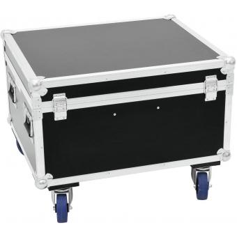 ROADINGER Flightcase 4x LED TMH-X1 Moving-Head Beam #2