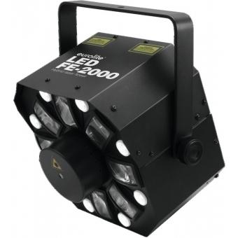 EUROLITE LED FE-2000 Hybrid Laser Flower #2