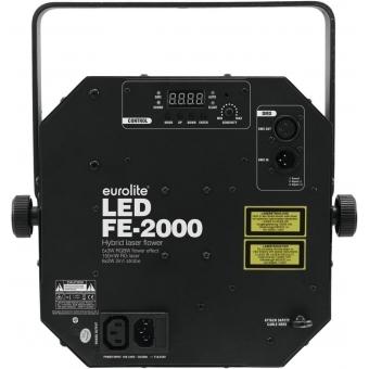 EUROLITE LED FE-2000 Hybrid Laser Flower #4