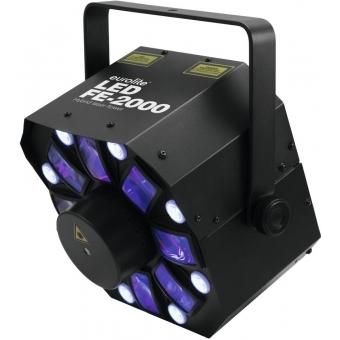 EUROLITE LED FE-2000 Hybrid Laser Flower #6