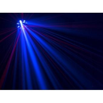 EUROLITE LED FE-2000 Hybrid Laser Flower #8
