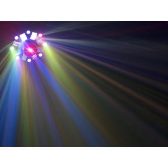 EUROLITE LED FE-2000 Hybrid Laser Flower #9