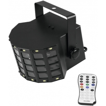 EUROLITE LED Mini D-6 Hybrid Beam Effect