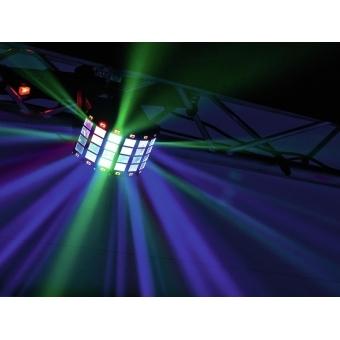 EUROLITE LED Mini D-6 Hybrid Beam Effect #9