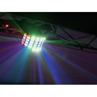 EUROLITE LED Mini D-6 Hybrid Beam Effect #10
