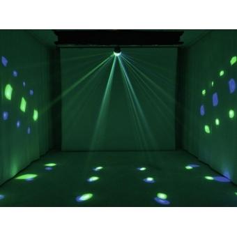 EUROLITE LED Mini D-6 Hybrid Beam Effect #14