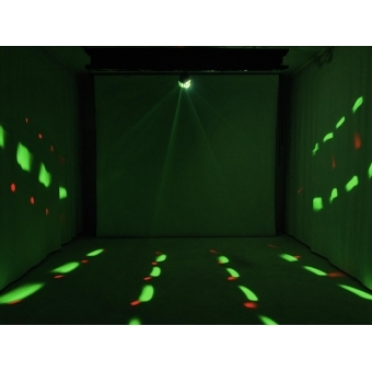 EUROLITE LED Mini D-6 Hybrid Beam Effect #15