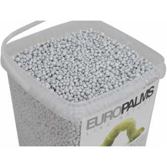 EUROPALMS Hydroculture substrate, pearl, 5.5l bucket #2