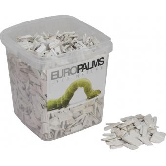 EUROPALMS Deco Wood, pearl, 5.5l bucket