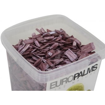 EUROPALMS Deco Wood, cassis, 5.5l bucket #2