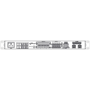 Amplificator Powersoft Quattrocanali 1204 DSP+DANTE #2