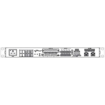 Amplificator Powersoft Quattrocanali 1204 DSP+DANTE #2