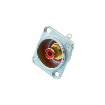 NEUTRIK RCA mounting socket rd NF2D2 #3