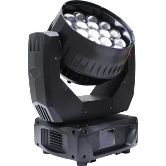 Moving Head LED Wash 19*15w cu zoom