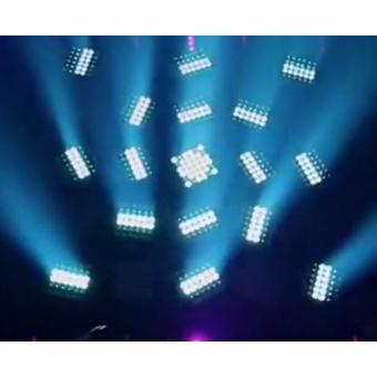 Moving Head 36*15W RGBW Quad LED PANEL #4