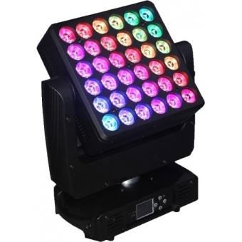 Moving Head 36*15W RGBW Quad LED PANEL