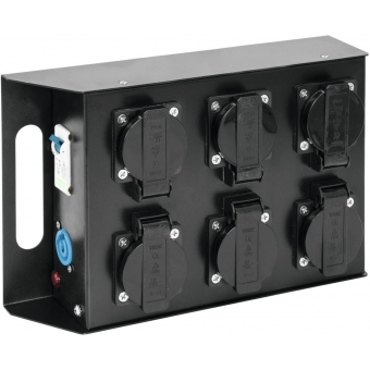 EUROLITE SAB-61 Power Split Box #2