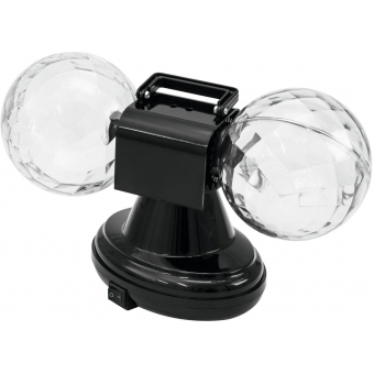 EUROLITE LED MDB-12 Mini Double Ball #2