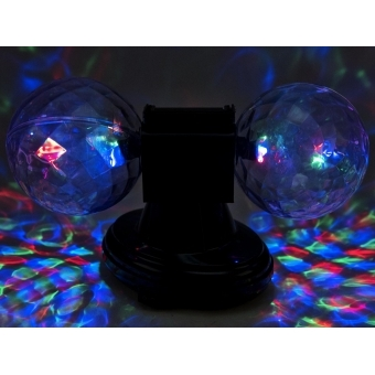 EUROLITE LED MDB-12 Mini Double Ball #3