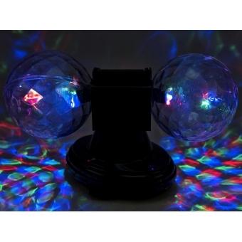 EUROLITE LED MDB-12 Mini Double Ball #3