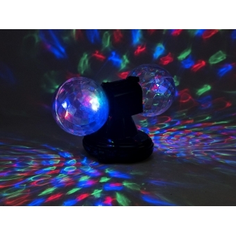 EUROLITE LED MDB-12 Mini Double Ball #4