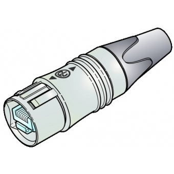 NEUTRIK CAT-6 plug NE8MC6-MO #3