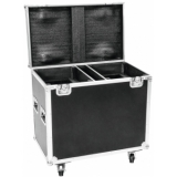 ROADINGER Flightcase 2x TMH-X20