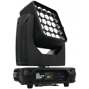 EUROLITE LED TMH-X25 Zoom Moving-Head #4