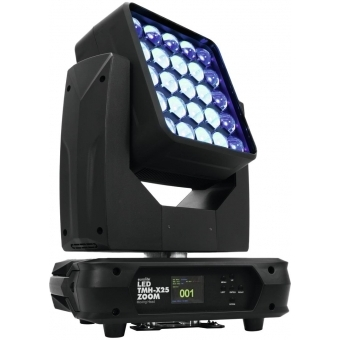 EUROLITE LED TMH-X25 Zoom Moving-Head #7