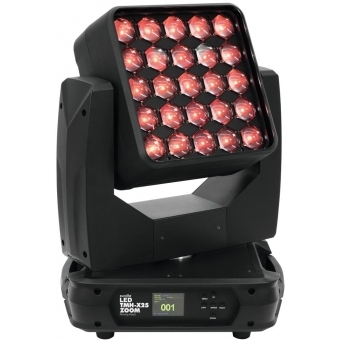 EUROLITE LED TMH-X25 Zoom Moving-Head #9