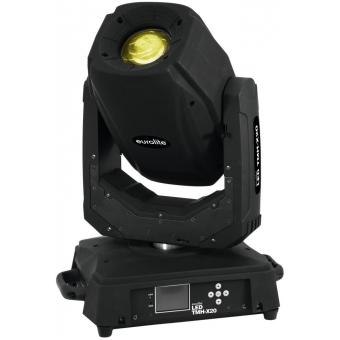 EUROLITE LED TMH-X20 Moving Head Spot #7