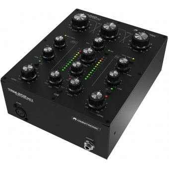 OMNITRONIC TRM-202MK3 2-Channel Rotary Mixer #2
