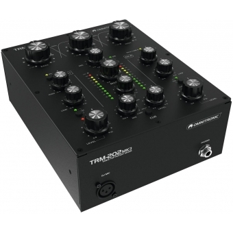 OMNITRONIC TRM-202MK3 2-Channel Rotary Mixer #6