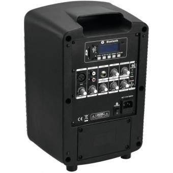 OMNITRONIC WAMS-65BT Wireless PA System #3