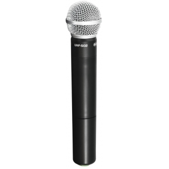 OMNITRONIC UHF-502 Handheld Microphone (CH A green)