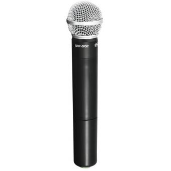 OMNITRONIC UHF-502 Handheld Microphone (CH A green)