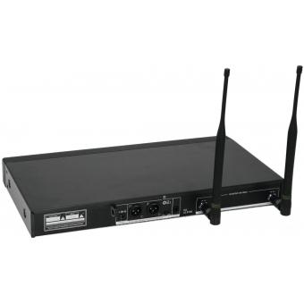 RELACART UR-222D 2-Channel UHF System #7