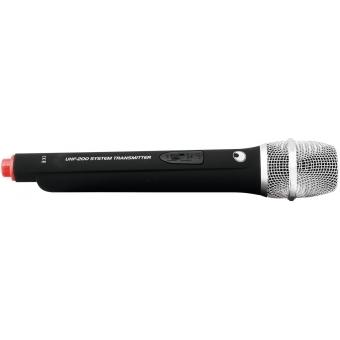 OMNITRONIC Microphone UHF-201 (863.01MHz)