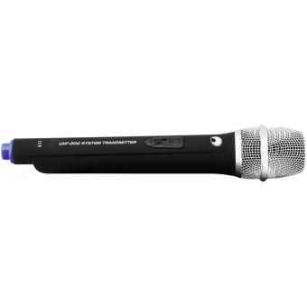 OMNITRONIC Microphone UHF-201 (864.30MHz)