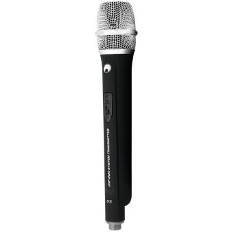 OMNITRONIC Microphone UHF-200 (828.250 MHz)