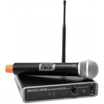 OMNITRONIC UHF-101 Wireless Mic System 864.8MHz