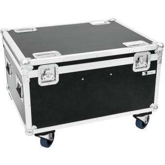 ROADINGER Flightcase 4x TMH-15 with wheels