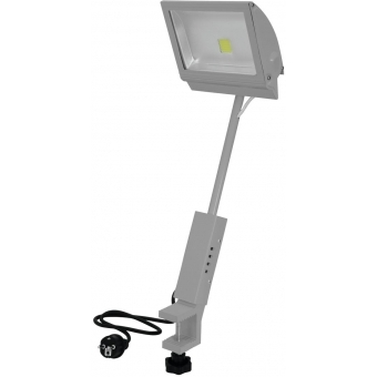 EUROLITE LED KKL-50 Floodlight 4100K silver #1