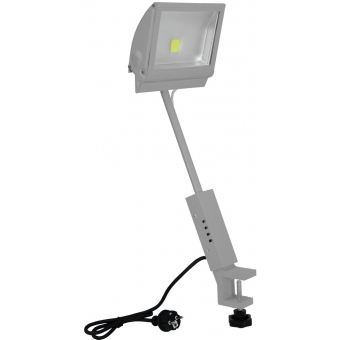 EUROLITE LED KKL-50 Floodlight 4100K silver #2